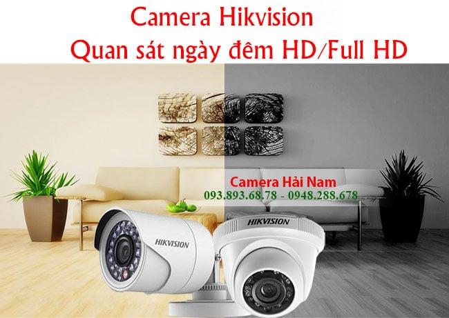 Camera Hikvision DS-2CE56C0T-IRP Dome 1.0M HD 720P, Hồng ngoại 20m giá rẻ