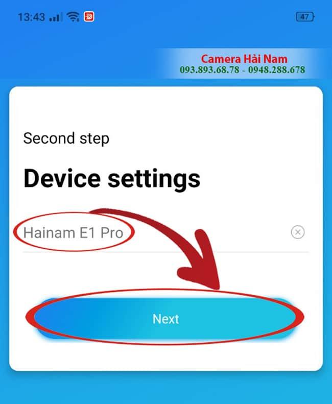 Cách cài đặt camera wifi Reolink xem trên Điện thoại Androi, IOS chi tiết A-Z